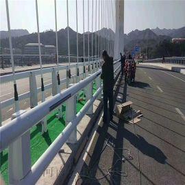 四川桥梁护栏道路隔离防护栏不锈钢管栏杆