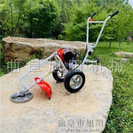 廠家直銷多功能除草機 小型手推式割草機
