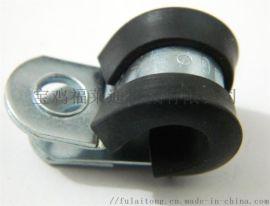 Φ25P型管卡不锈钢材质