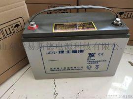 理士蓄电池12v100AH报价