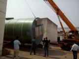 四川成都城镇给排水设备一体化污水提升泵站