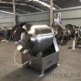 氂牛肉醃製設備 內呼吸式不鏽鋼變頻真空滾揉機