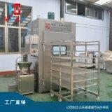 YX-250大型不锈钢熏鸭烟熏炉设备