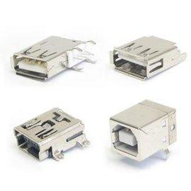 低价供应USB插头插座/USB母座/USB连接器 /MINI USB