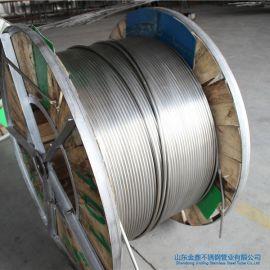 供应超长退火不锈钢盘管 不锈钢换热盘管 生产11年
