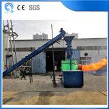 木片燃燒機海琦生物質鋸末燃燒機自動點火上料燃燒爐