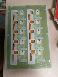 深圳沙井玻纤双拼过锡炉夹具 托盘  波峰焊治具