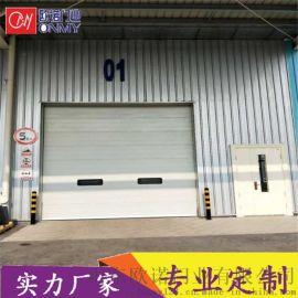 厂房工业门 电动提升门 保温滑升门
