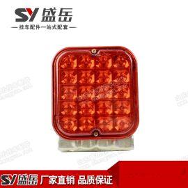 挂车方形雾灯,LED雾灯,货车电子雾灯,24V雾灯