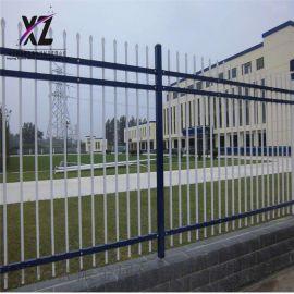 钢管锌钢护栏 方管围墙护栏栅栏 围墙防护隔离栅