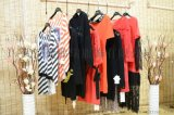 折扣服装货源一手货源杭州大牌尚唯诗18夏装连衣裙