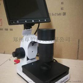 XW-880型7寸显示屏彩色微循环检测仪