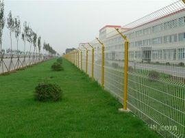 【沃达】浸塑厂区隔离栅  小区护栏  庭院护栏网