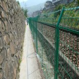 鐵路防護網 鐵路框架護欄網 金屬網片護欄護欄圍欄柵欄支持定做