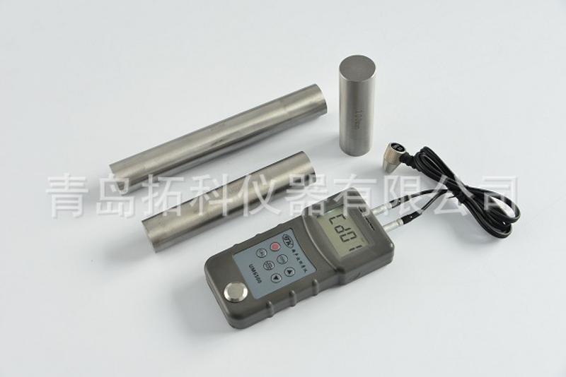 青岛厂家直销机器制造业设备超声波测厚仪 数显式金属管测厚仪