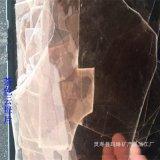 供應茶色雲母片(圖) 白色透明雲母片 甲級雲母大片
