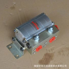 CFA1-4-4-YE-1系列齿轮分流器