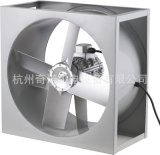 供應SFWK-3型0.15KW方形耐高溫高溼鋁合金四葉軸流通風機