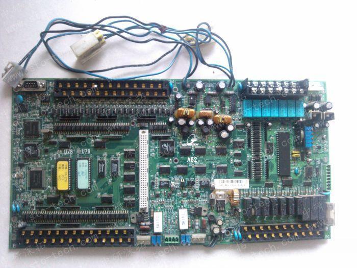 弘訊注塑機電腦板A62