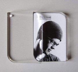 健鹏压克力透明磁铁相框