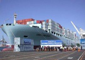 中山到吉大港口海运,孟加拉港口海运
