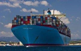 到日本的海运专线