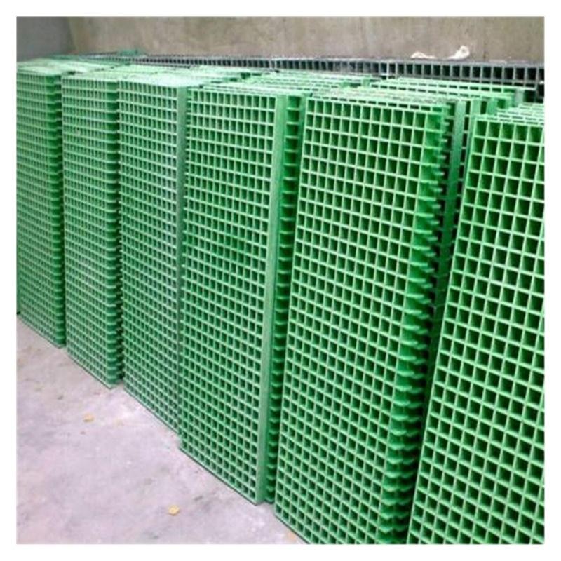 格柵蓋板生產豎井玻璃鋼格柵蓋板