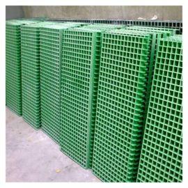 格栅盖板生产竖井玻璃钢格栅盖板
