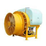 诺力瓦3WFX-500果园拖拉机背负式风送打药机