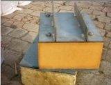 直徑57高密度聚氨酯阻燃管託設計