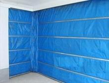 天津无机布防火卷帘门,折叠式防火门,特级防火卷帘门