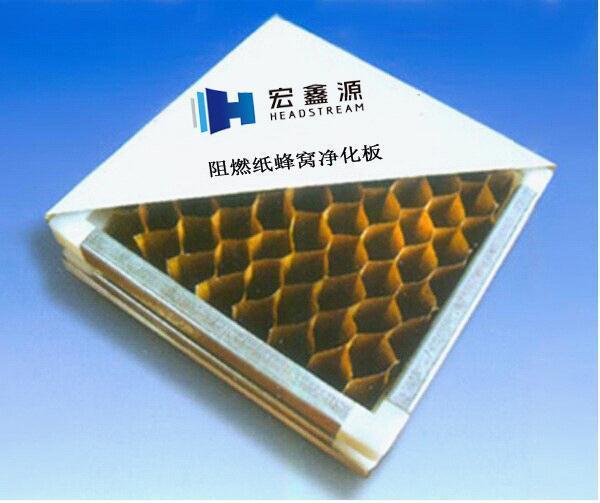 【紙蜂窩淨化板】紙蜂窩淨化板廠家|型號|價格|芯材