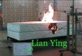 美標阻燃測試的粘膠阻燃棉,1633阻燃棉,美標防火棉