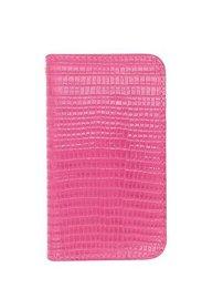 鳄鱼纹真皮万能手机套 欧美时尚手机保护皮套