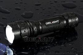 德莱特生产 移动照明 大功率手电筒