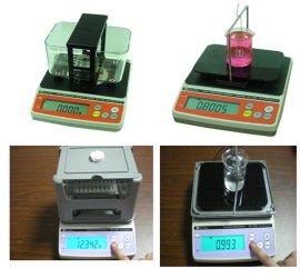 雄发固体液体粉末多用密度计