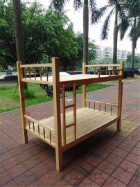 长期供应松木上下床 学生双层实木床 公寓床 简约家用木床