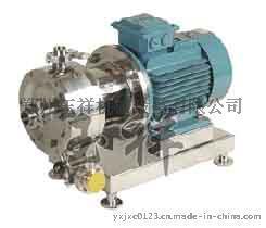 管线式乳化泵, 管线式高剪切乳化机-河南郑州玉祥机械厂
