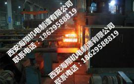 西安海翔湖南地质钻杆中频加热炉
