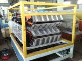 高速高效PVC琉璃瓦挤出生产设备
