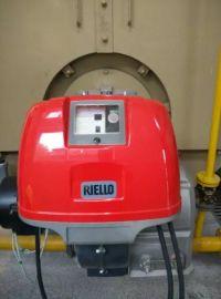 利雅路RS310燃烧机,4吨蒸汽锅炉燃烧器
