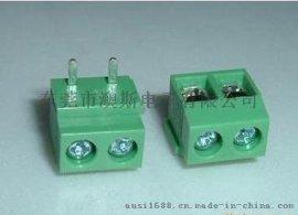 5.0MM间距FS126R弯脚连接器欧式端子DT-126RP