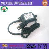 供應美規12V0.5A6W草坪鐳射燈防水開關電源,聖誕樹燈飾驅動電源 IP68防水電源