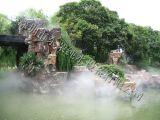 园林造雾东荣喷雾设备应用极广