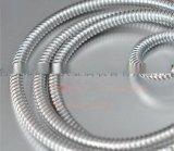 厂家高斯贝供应 单扣双扣不锈钢金属软管