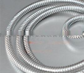 廠家高斯貝供應 單扣雙扣不鏽鋼金屬軟管