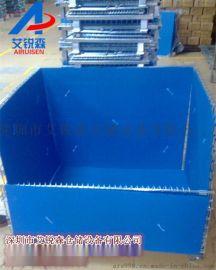 深圳仓库加隔板仓储笼-加塑料隔板仓储笼-加PVC板仓储笼