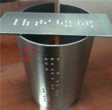 鄭州不鏽鋼盲文管 地鐵用盲文不鏽鋼板 河南盲文不鏽鋼管