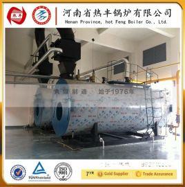 河南1吨燃气蒸汽锅炉厂家 河南1吨卧式天然气锅炉全套多少钱
