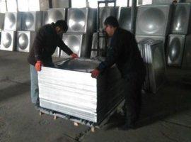 厂家直销批发304不锈钢水箱模压板